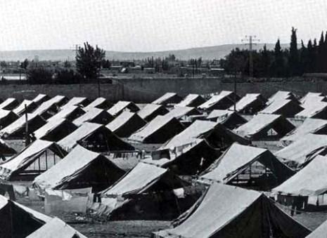 лагерите